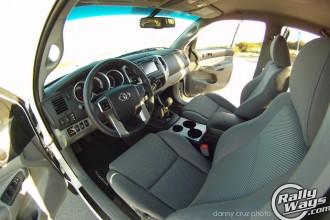 Toyota Tacoma 2013 Detailed Interior 1