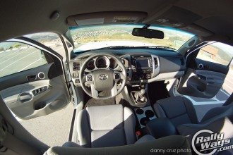Toyota Tacoma 2013 Detailed Interior 2