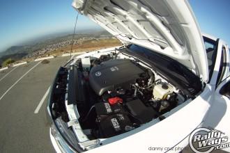 Toyota Tacoma 2013 Detailed Engine Bay