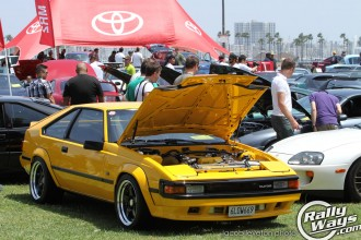 Toyota Supra MK2