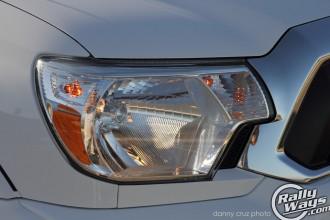 Toyota Tacoma 2013 Headlamp