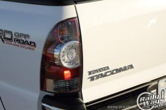 Toyota Tacoma 2013 Taillamp