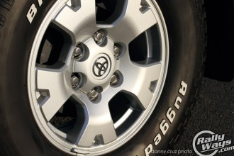 Toyota Tacoma 2013 Wheels