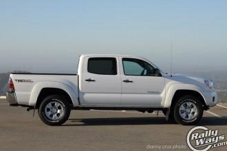 Toyota Tacoma Side Profile