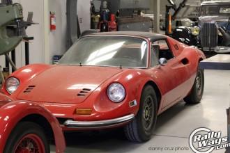 246 Dino GTS Restoration