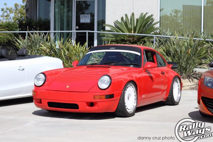 BBI Autosport Porsche 964