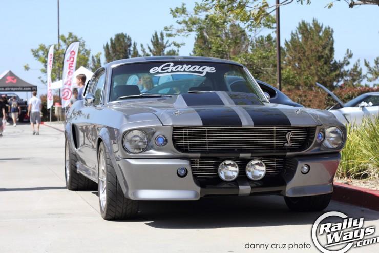 Eleanor GT500