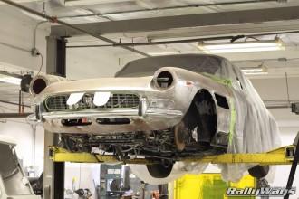 Ferrari 330 GT Series II Restoration
