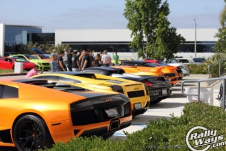 Massive HRE Open House Southern California Car Show