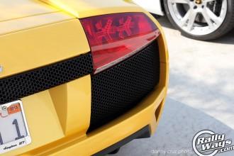 Lamborghini Murcielago Roadster Taillight