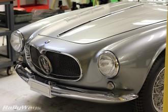 Maserati 2000GT Restored