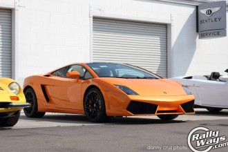 Arancio Lamborghini Gallardo