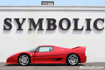 Cars and Coffee Summer at Symbolic Motor Car Company