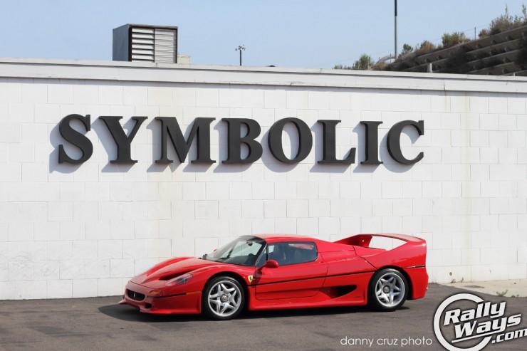 Symbolic Motors Ferrari F50