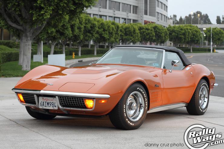 1972 Corvette Stingray LT1