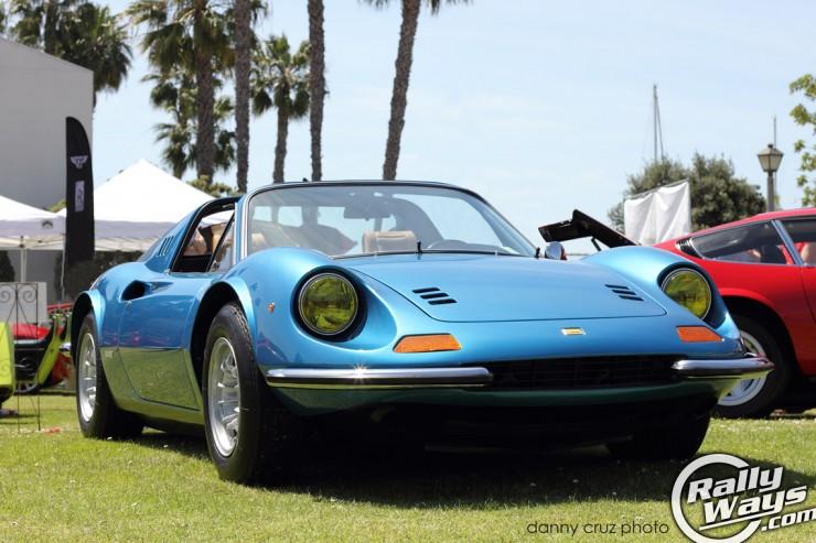 Ferrari 246 Dino GT Bella Italia