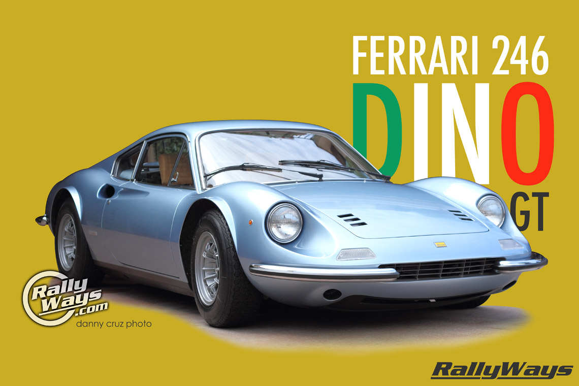 Ferrari 246 Dino GT – The Most Beautiful Car Ever Made