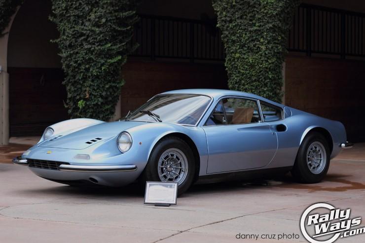 1973 Ferrari 246 Dino GT