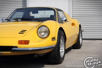 Yellow 246 Dino GTS