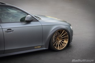 TAG Motorsports Audi Shooting Brake