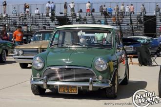 Classic Mini Austin Cooper