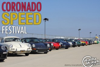Coronado Speed Festival 2013 Cover