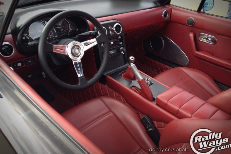 Cxmoney's Red Interior Miata