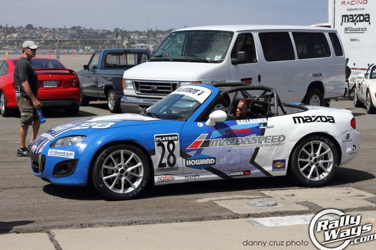 Mazda MX-5 Cup Car