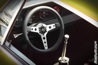 Porsche Momo Prototipo Steering Wheel