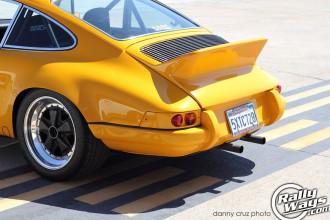1972 Porsche 911 RS Duck Tail