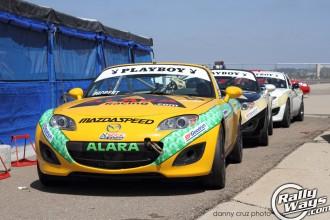 Alara Racing Mazda MX-5 Cup Cars