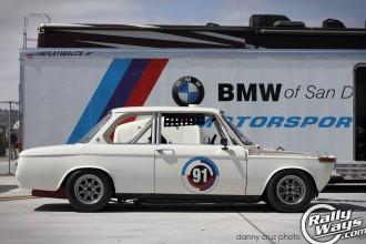 BMW Vintage Racecar