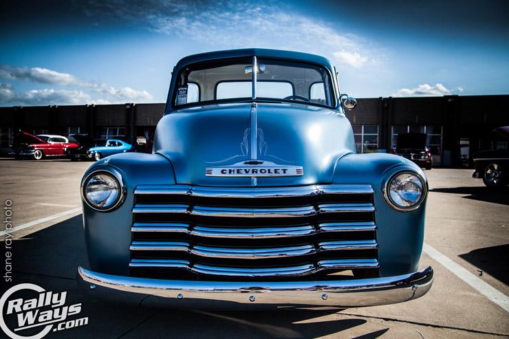 1950s Chevrolet Pickup Truck