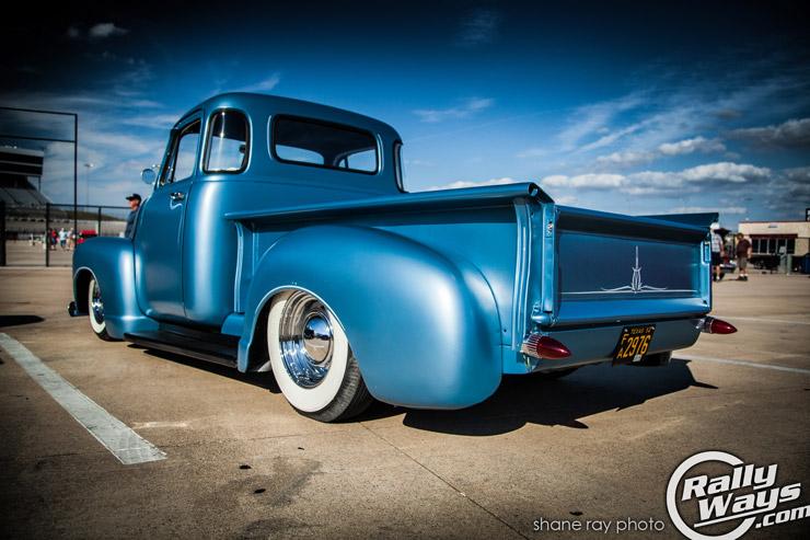 1952 Chevy Pickup Truck