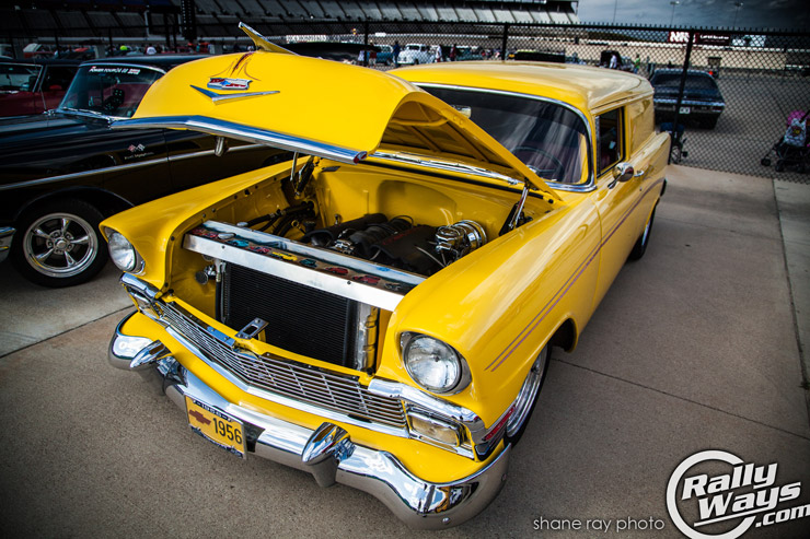 1956 Chevy Nomad Delivery Wagon