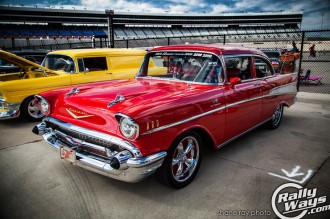 Classic Chevy Bel Air Custom