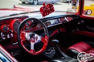Chevy Bel Air Custom Interior