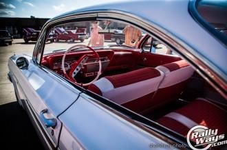 Classic Chevrolet Impala Interior