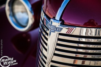 Classic Chevy Pickup Truck Grille