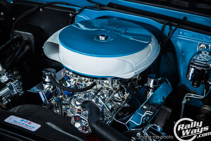 GoodGuys Custom Classic Truck Engine