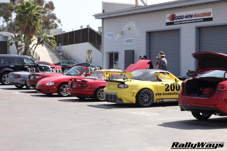 Goodwin Racing Tech Day
