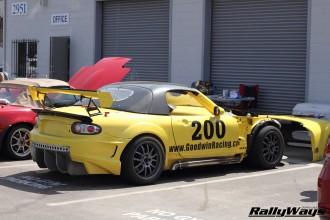 Goodwin Racing NC Light
