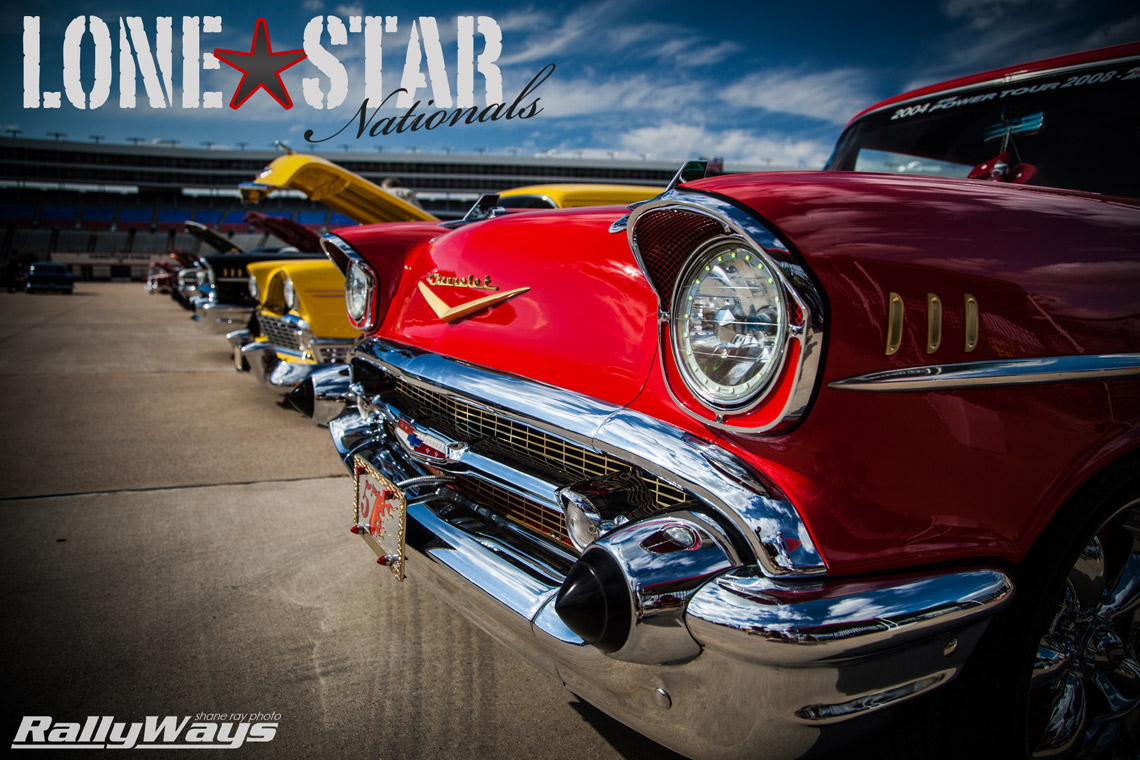 Classic Car Show Texas Motor Speedway