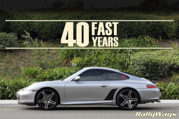 40 Fast Years – The Story Behind a 40th Anniversary Porsche 911