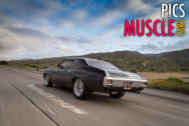 Pics of Muscle Cars