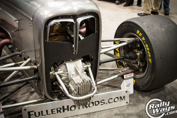 Double Down 1932 Ford Roadster Jet Hot Rod Build Rallyways