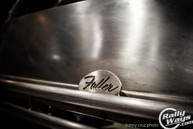 Fuller Hot Rods Build