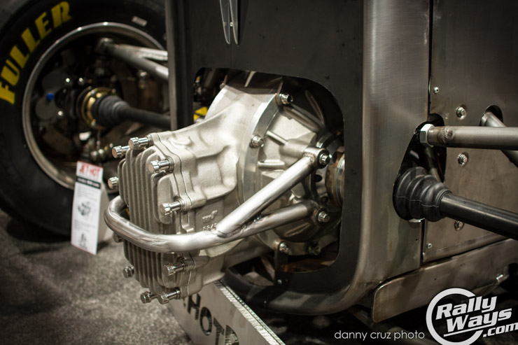 Double Down Front Diff