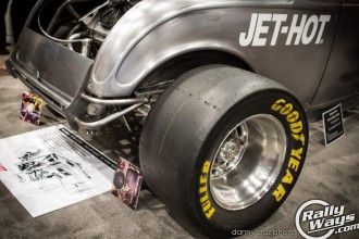 1932 Ford Roadster Racing Tires