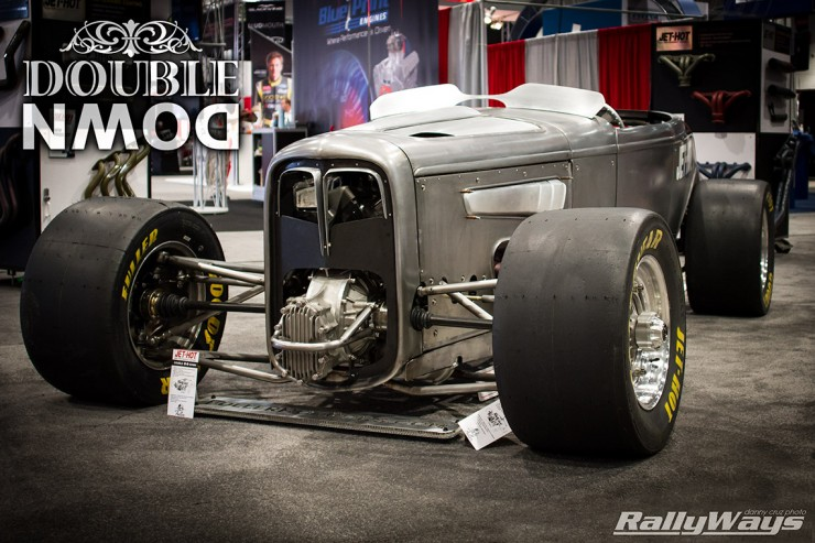 Double Down 1932 Ford Roadster Jet-Hot Rod Build